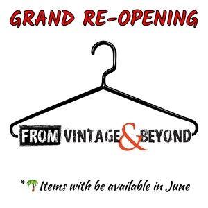 Ltd. Grand Re-Opening